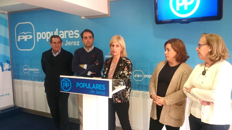 El PP culpa al gobierno local del retraso en las obras de la comisaría