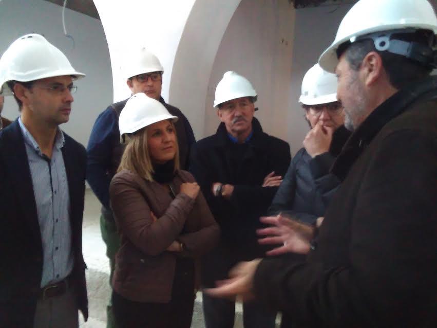 Las obras del mercado de Sanlúcar concluirán a principios de 2017