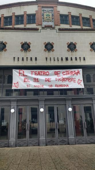 Los trabajadores del Villamarta anuncian huelga desde el 10 de diciembre